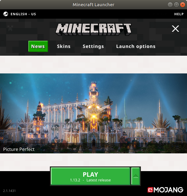 screenshot-minecraft-launcher